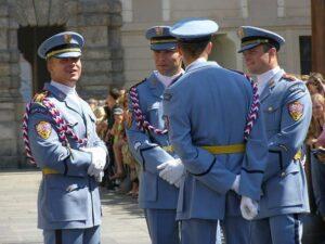Segway tours to Prague Castle Guards