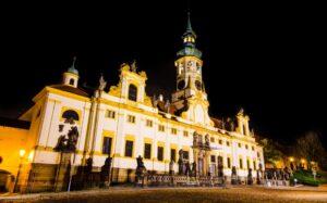 Loreta monastery Prague