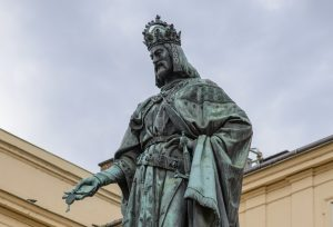 700 years of Charles IV