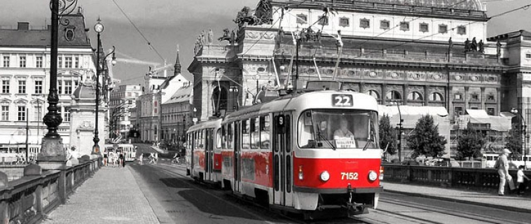 Trams in Prague: Prague Castle Tram 22