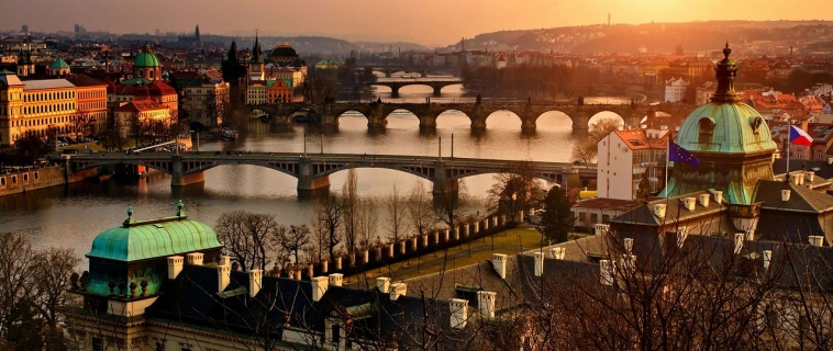 Famous Prague Bridges list