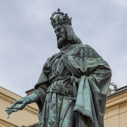 700 years of Charles IV – King of Bohemia and Holy Roman Emperor