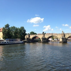 You will love beautiful June in Prague
