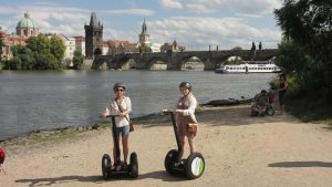 Great 2 hours Segway tours Prague