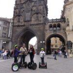 Prague family tour with Segway