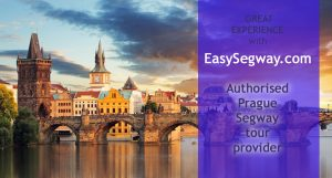 Segway tours Prague with EasySegway.com