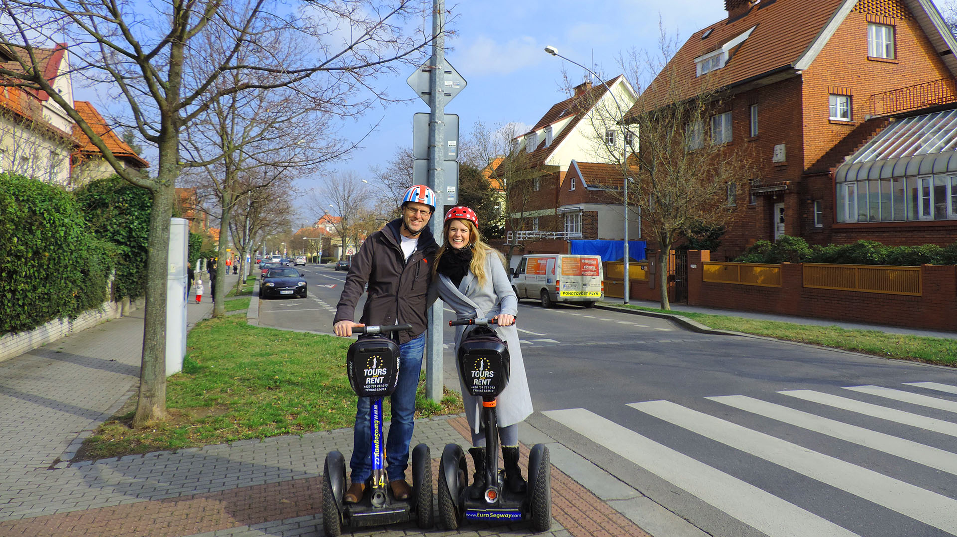 Old Streshovice segway tour
