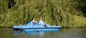 Visit Prague: Boat and pedal rentals in the Vltava River