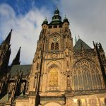 Crown jewels in St Vitus Cathedral - Prague Castle